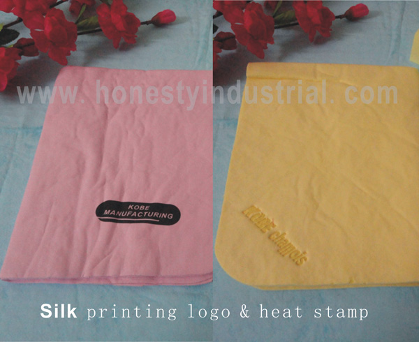 honesty pva chamois towel (Double- clicking picture enlarged view)